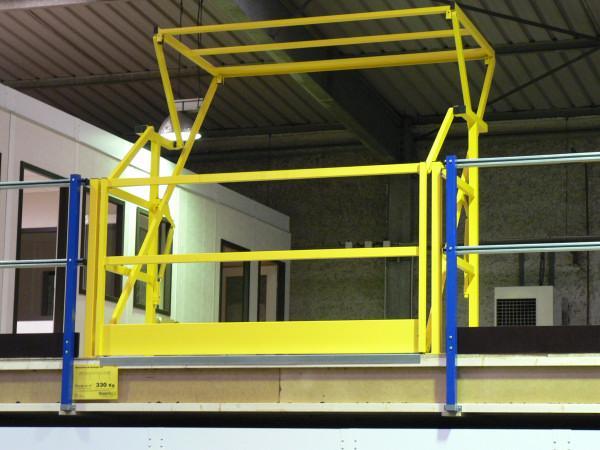 Barriere mezzanine pas cher for Plateforme mezzanine en kit